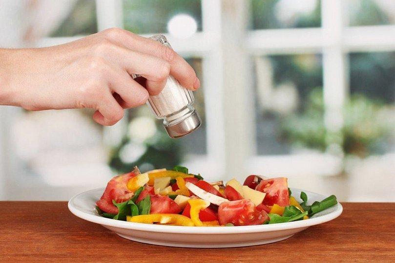 Соль и давление крови - Про гипертонию