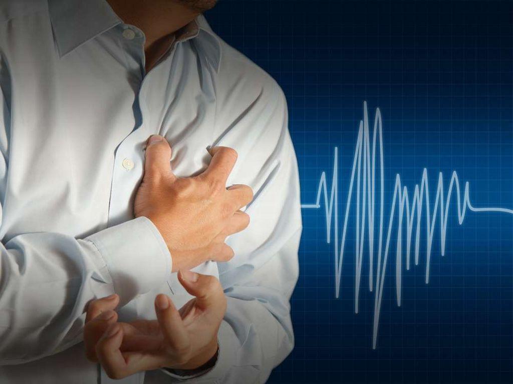 Давление при сердечной недостаточности у мужчин