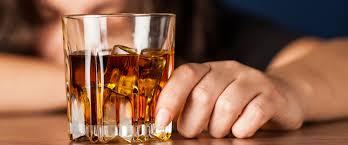 Потребление спиртного